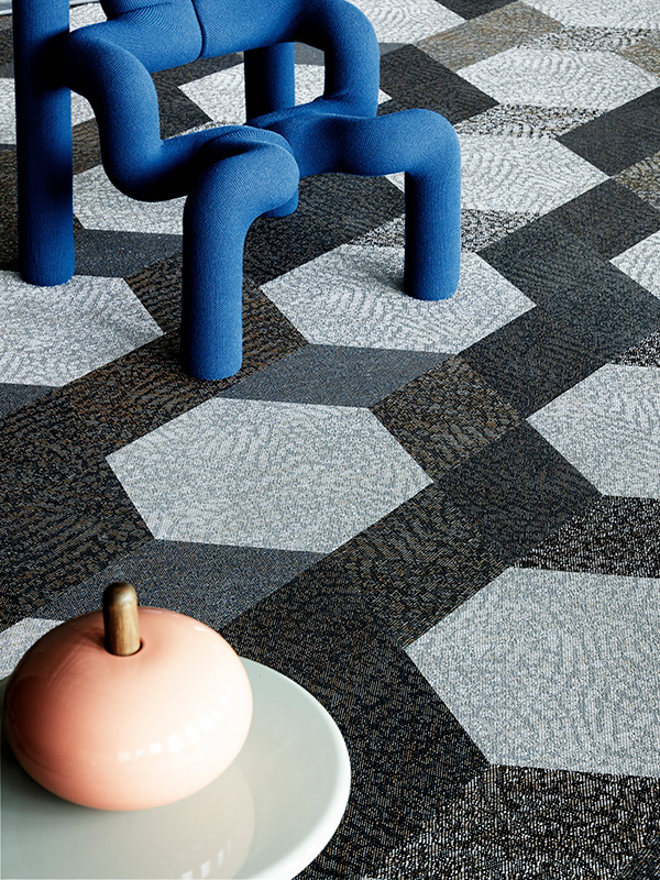 Bolon Studio Tiles Hexagon
