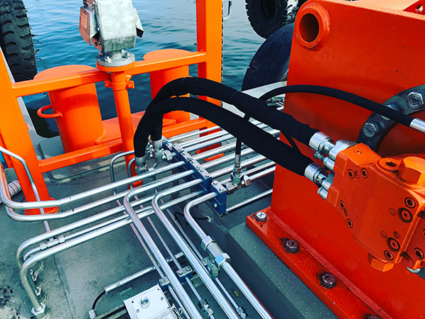 article picture: Averfin Delivers Hi-Tech Hydraulics for Maritime