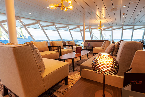 article picture: High-grade furniture for the cruise ships