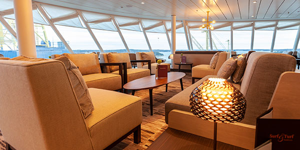 artikkelikuva: High-grade furniture for the cruise ships