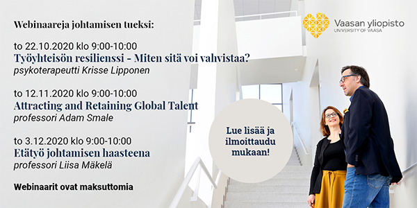Vaasan yliopisto Executive Education