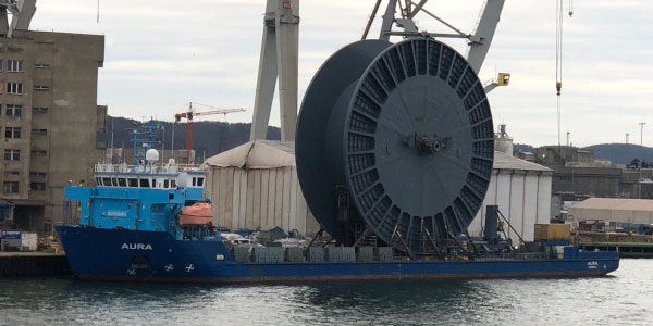 article picture: Proper securing of special cargo essential for maritime safety